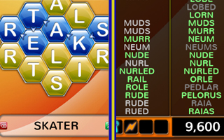 Jumblewords gameplay screenshot